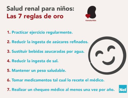 Salud renal para niños