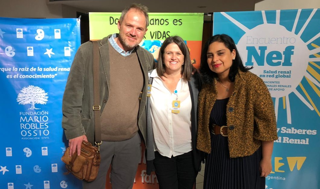 Psblo Odell, Paula Odell y Marisol Robles @ Trelew, Chubut, Argentina