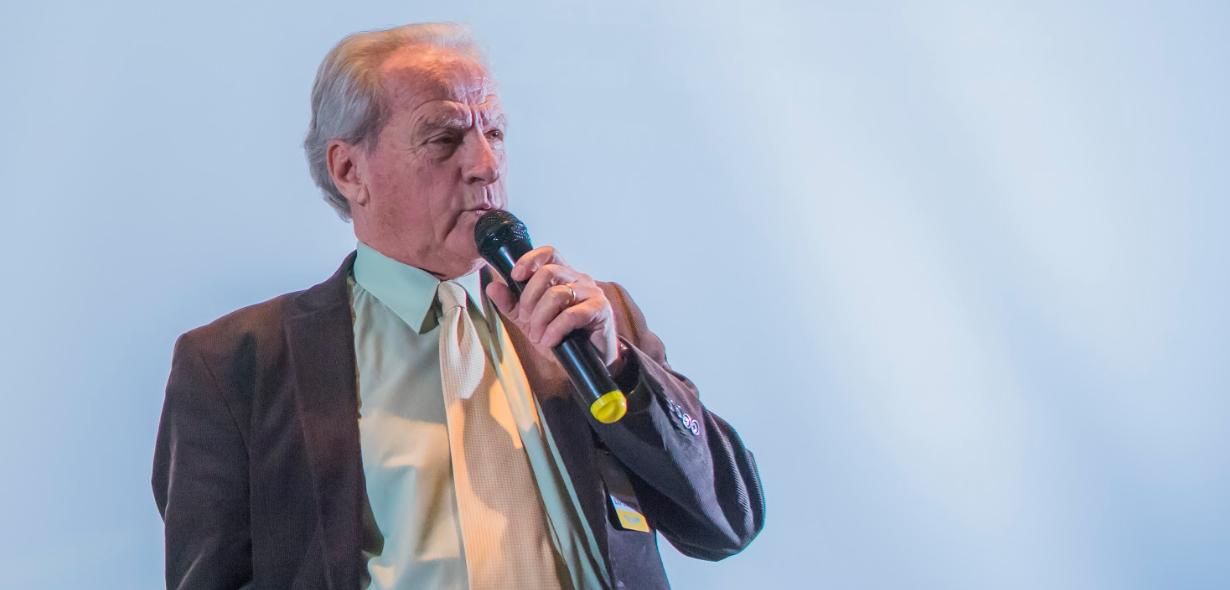 Julio César Tartaglione, nefrólogo y paciente transplantado