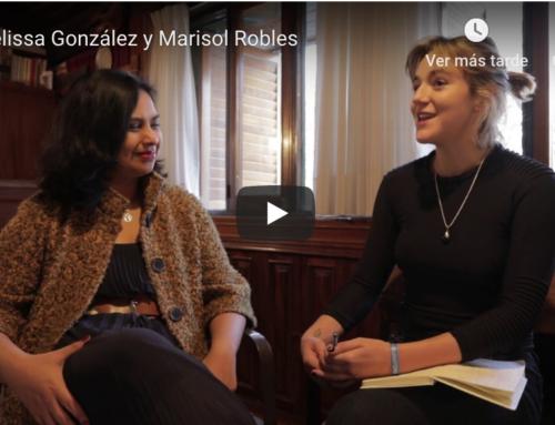 Melissa González y Marisol Robles