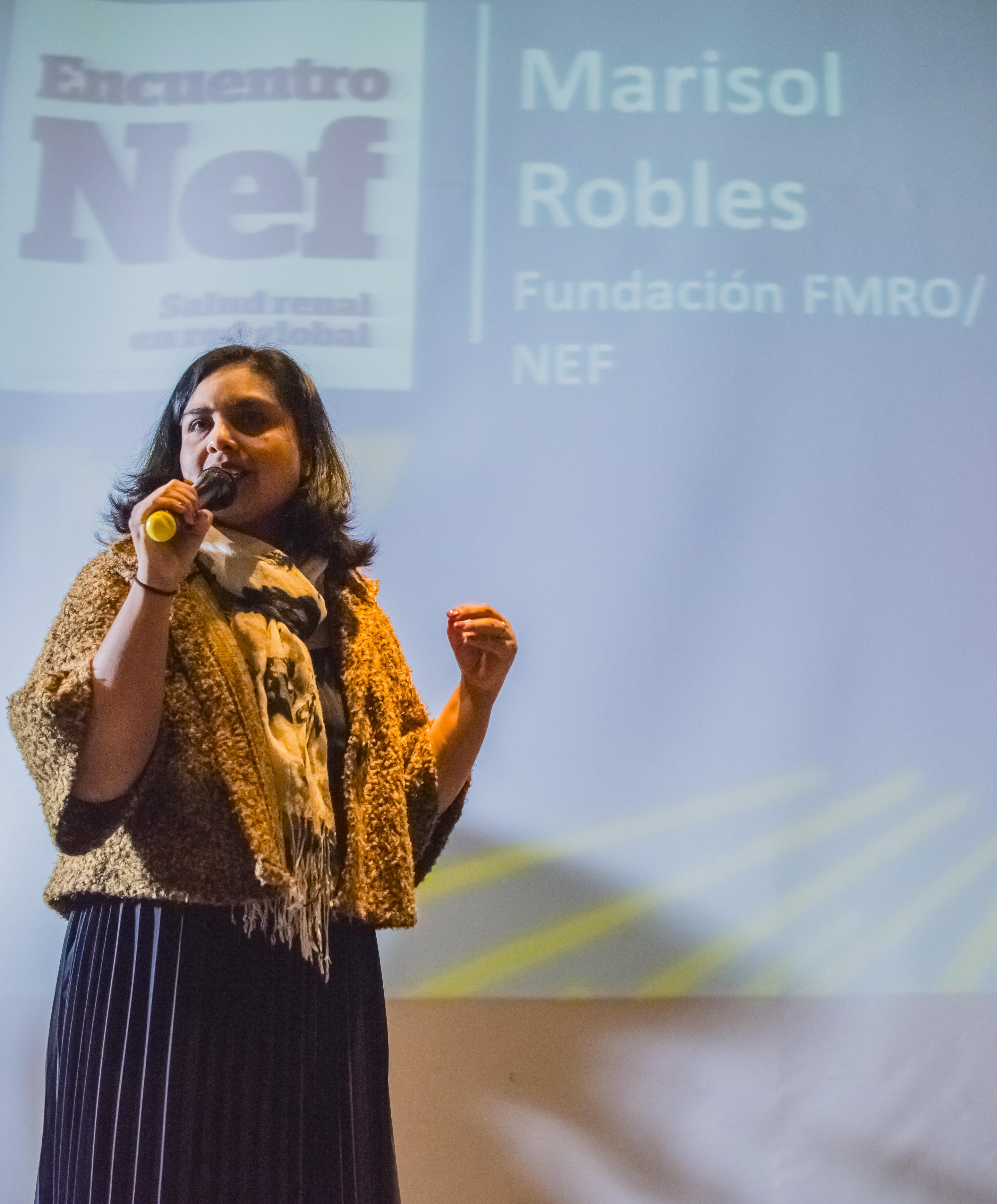 Marisol Robles / Fundación Mario Robles Ossio