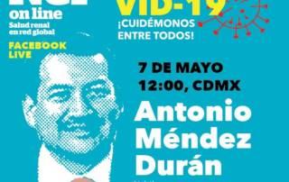 Dr. Antonio Mendez Durán